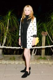 Peyton List Night Out Style - Jeremy Scott Party 4/16/2016