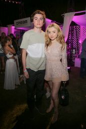 Peyton List - Nylon Midnight Garden Party at Coachella 2016 in Indio 4/15/2016