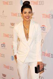 Priyanka Chopra - 2016 Time 100 Gala in New York City