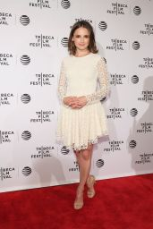 Rachael Leigh Cook - Tribeca Film Festival Awards in New York 4/21/2016