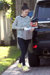 Rachel Bilson - Out in Los Angeles 4/27/2016