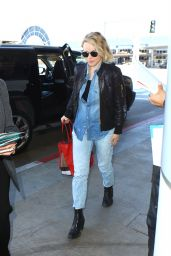 Rachel McAdams at LAX Airport in Los Angeles 4/12/2016
