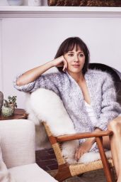 Rashida Jones - Photoshoot for Porter, 2016