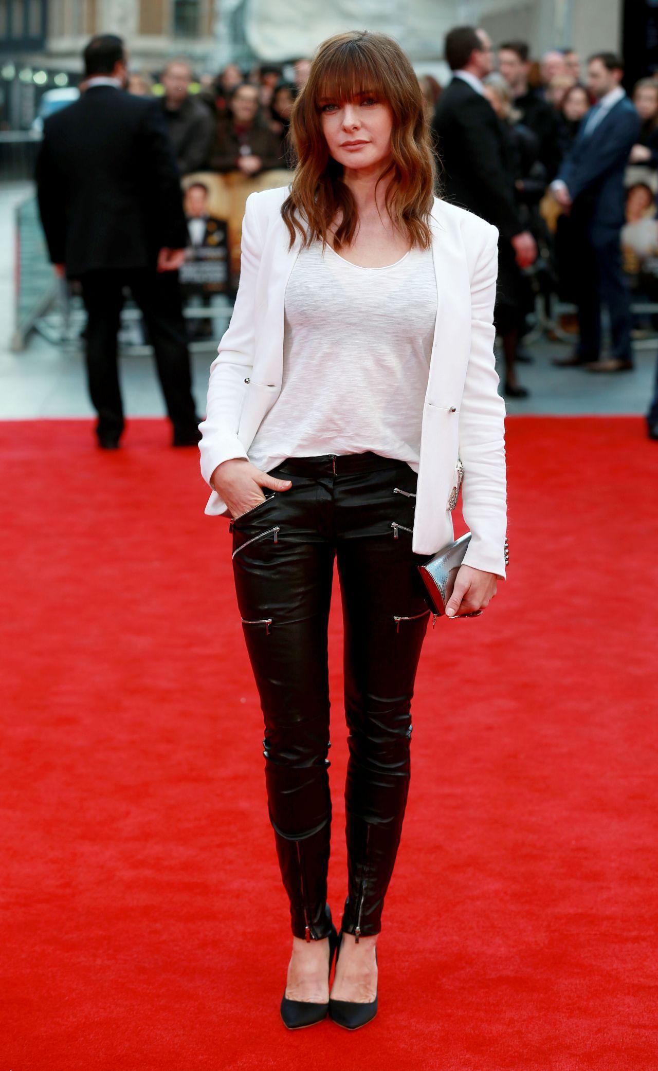 Rebecca Ferguson - Florence Foster Jenkins Uk Film -2527