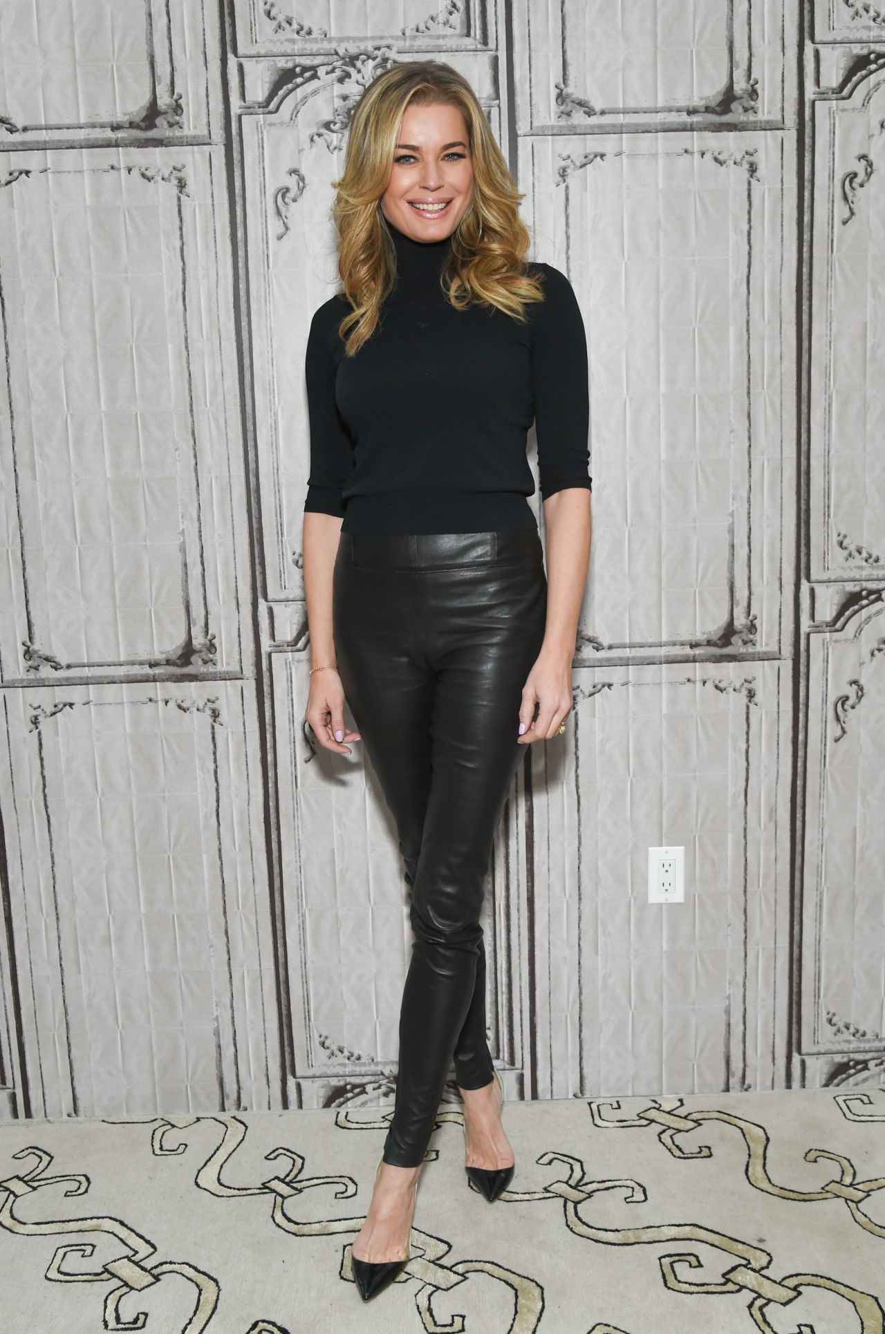 Rebecca Romijn At Aol S Build Speaker Series In New York