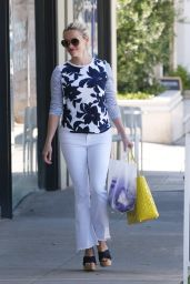 Reese Witherspoon - Out in Brentwood, CA 3/31/2016