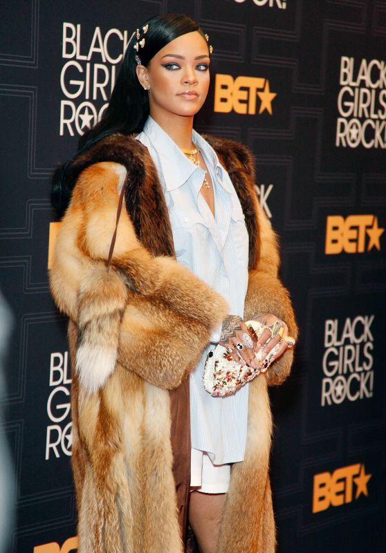 Rihanna - Black Girls Rock! 2016 in New York City