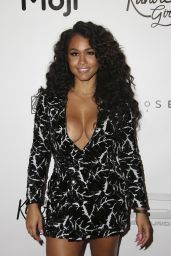 Rosa Acosta - Muva Moji Launch at Dave & Busters in Hollywood 3/30/2016