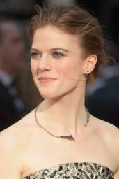 Rose Leslie - 2016 Olivier Awards in London, UK