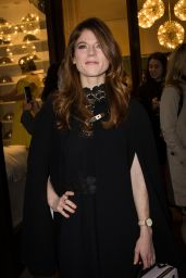 Rose Leslie - Kate Spade NY Store Opening in London, England 4/21/2016