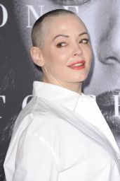 Rose McGowan – 'Confirmation' Premiere in Hollywood