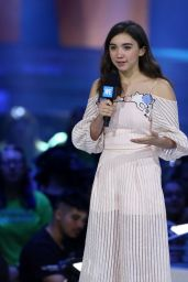 Rowan Blanchard - WE Day California 2016 in Inglewood, CA