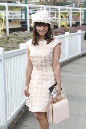 Roxanne Pallett - Aintree Racecourse in Aintree, Merseyside, England 4/9/2016
