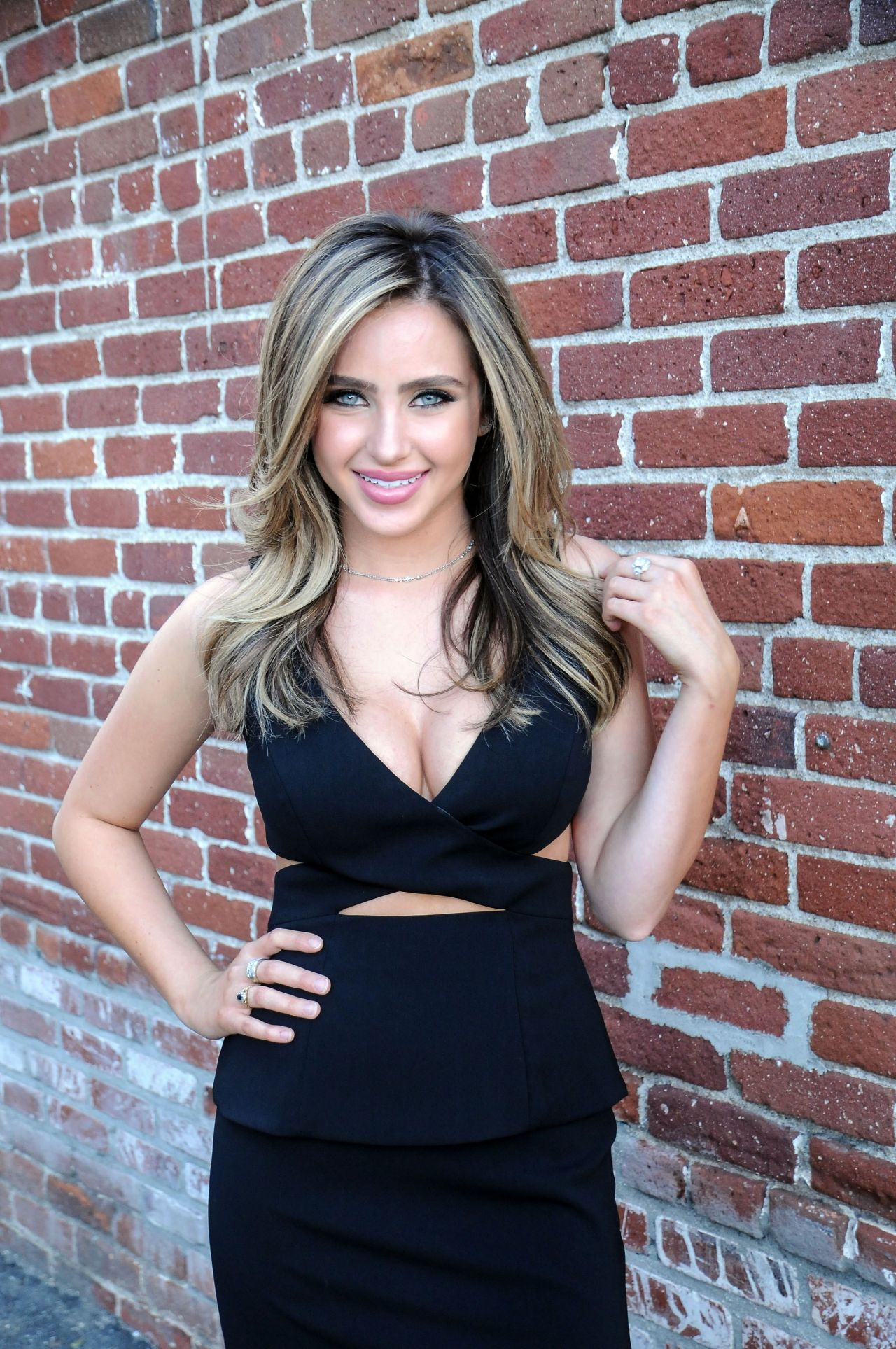 Ryan Newman - 18th Birthday at the Ice House Comedy Club ...