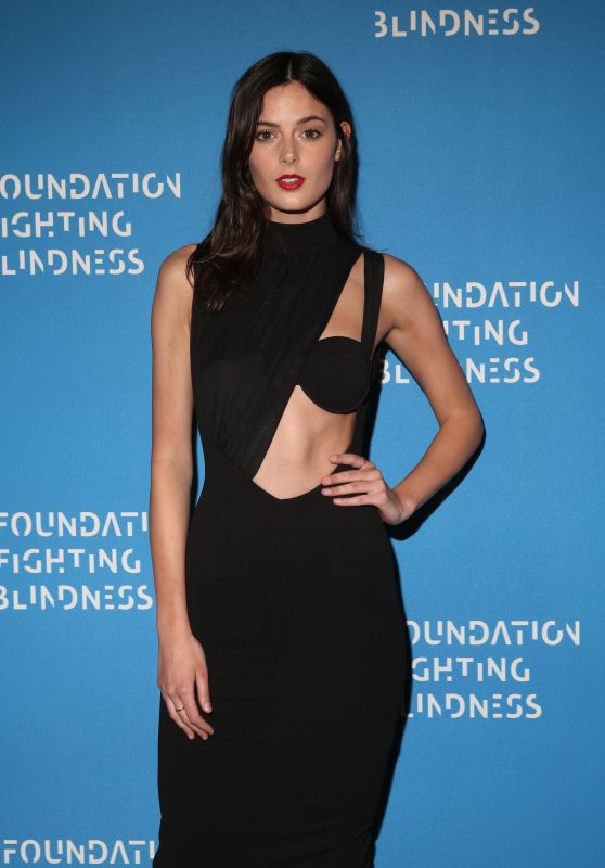 Sadie Newman – Foundation Fighting Blindness World Gala in New York City, April 2016