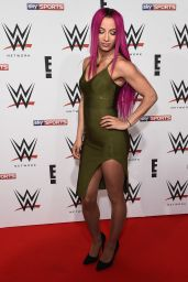 Sasha Banks - WWE Preshow Party at the O2 Arena in London, UK 4/18/2016