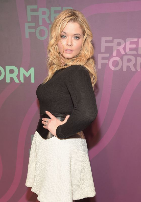 Sasha Pieterse – 2016 ABC Freeform Upfront in New York City, NY