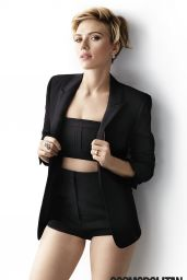 Scarlett Johansson - Cosmopolitan Magazine US May 2016 Issue and Photos