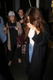 Selena Gomez Night Out - The Nice Guy West Hollywood 4/3/2016