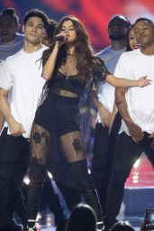 Selena Gomez Performs at WE Day California 2016 in Inglewood