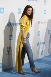Selena Gomez - WE Day California 2016 in Inglewood 4/7/2016