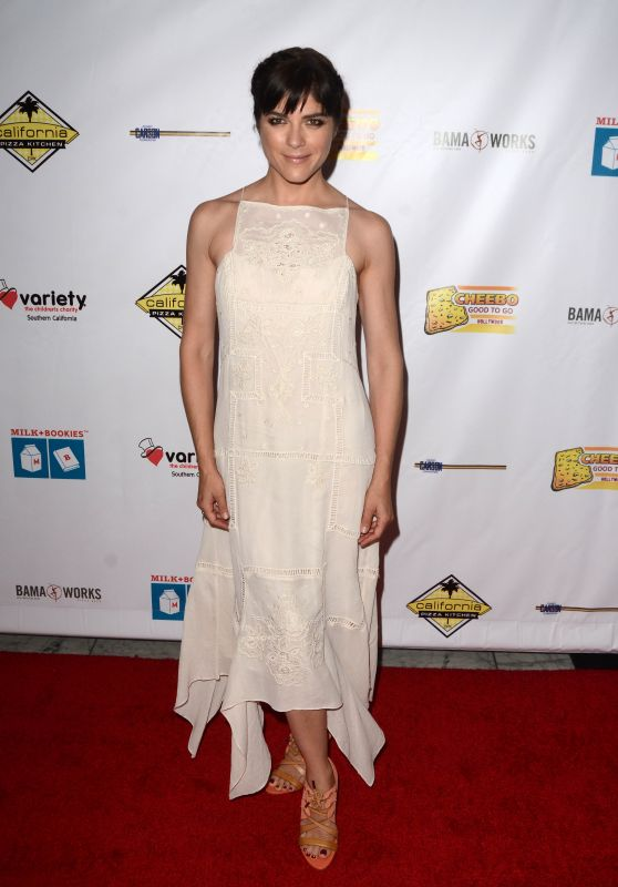 Selma Blair – 2016 Milk + Bookies Story Time Celebration at California Market Center in Los Angeles
