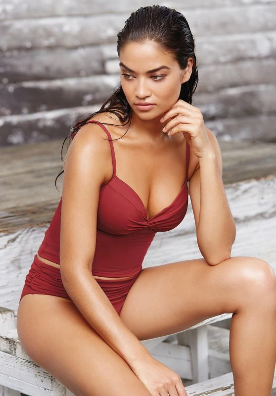 Shanina Shaik Bikini Pics - Next Swimwear & Beachwear Collection 2016