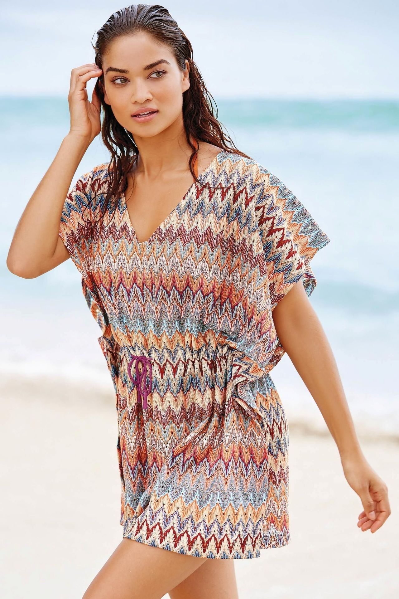 Shanina Shaik - Next Swimwear and Beachwear Collection