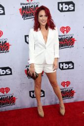 Sharna Burgess – iHeartRadio Music Awards 2016 Red Carpet in Inglewood