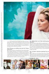Sharon Stone - Elle Magazine France April 2016 Issue