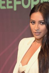 Shay Mitchell – 2016 ABC Freeform Upfront in New York City, NY