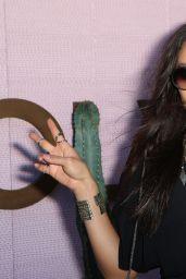 Shay Mitchell – Revolve Desert House at Coachella 4/16/2016