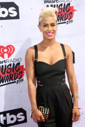 Sibley Scoles – iHeartRadio Music Awards 2016 Red Carpet in Inglewood