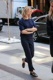 Sienna Miller - Out and About in New York City 4/20/2016