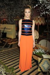 Skyler Samuels – Alice + Olivia Fashion Show at Neuehouse Hollywood in Los Angeles