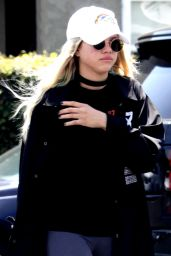 Sofia Richie - Arriving at Fred Segal in West Hollywood 4/25/2016