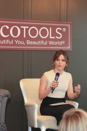 Sophia Bush - EcoTools and Glamour