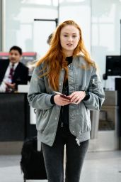 Sophie Turner at London