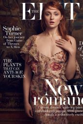 Sophie Turner - Net-A-Porter Magazine April 2016 Cover and Photos