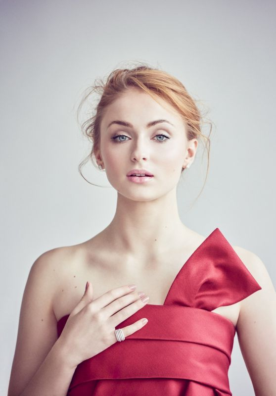 Sophie Turner - Vanity Fair Magazine April 2016