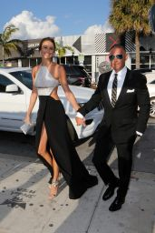 Stacey Keibler - Isabela Rangel and David Grutman's Wedding in Miami, FL 4/23/2016