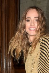 Suki Waterhouse - Magnum Double Launch Party in London, UK 4/20/2016