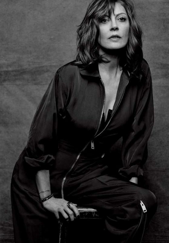 Susan Sarandon - Photoshoot for Interview April 2016