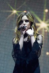 Sydney Sierota Performing at Coachella Valley Music and Arts Festival in Indio 4/16/2016