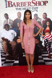 Tamar Braxton – BARBERSHOP: THE NEXT CUT Premiere in Hollywood