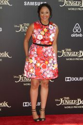 Tamera Mowry – Disney's 'The Jungle Book' Premiere in Hollywood
