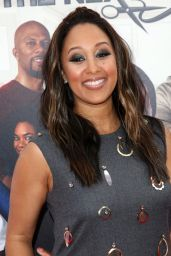 Tamera Mowry-Housley – BARBERSHOP: THE NEXT CUT Premiere in Hollywood