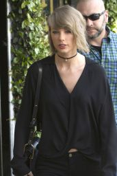 Taylor Swift - Out in Brentwood, CA 4/5/2016
