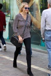 Teresa Palmer Style - Shopping in Los Angeles 4/10/2016