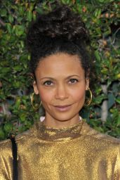 Thandie Newton - The Wizarding World of Harry Potter VIP Press Event in Hollywood, CA 4/5/2016